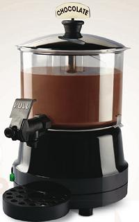 Машина за горещ шоколад Cioccolatiera Hot wonder