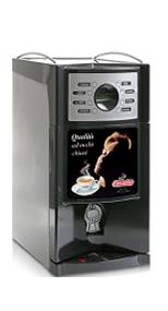 Кафемашина BIANCHI Gaia с еспресо и 2 инстатни продукта