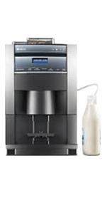 Кафемашина NECTA Koro с еспресо, 1 инстантен и прясно мляко