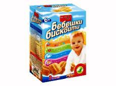 Бебешки бисквити Суит +