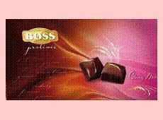 NESTLE Бонбони - BOSS Cherry Mousse 148г