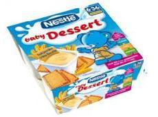 Нестле детски десерти - нова визия