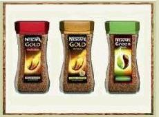 ERGOS – иновация в NESCAFE Gold, NESCAFE Gold Decaffeinated и NESCAFE Green Blend