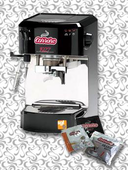 Кафе на дози и кафемашини с подове Carraroimg/genik/coffee/produktovi/carraro_cialde_podstar-machine.swf