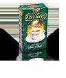 "<p style=""font-size: 15px;""><strong>Караро Buongusto 250 гр. мляно</strong></p><p style=""color: #010101;"">Мляно кафе във вакуумна опаковка. Висококачествена комбинация Арабика и Робуста с наситен аромат, плътен каймак и интензивен вкус.</p>"