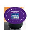"""<p style=""""font-size: 15px;""""><strong>Лаваца Блу Delicato</strong></p><p style=""""color: #010101;"""">Деликато: Деликатна и ароматна комбинация от индийска и бразилска Арабика.Съдържание: 8 гр. кафе Лаваца Блу в една капсула. Разфасовка: 100 капсули в кашон. Единична цена: 0.696 лв. с ДДС.</p>"""