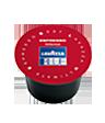 """<p style=""""font-size: 15px;""""><strong>Lavazza Blue Intenso</strong></p><p style=""""color: #010101;"""">Интенсо: Наситен вкус на индонезийска Робуста, оставящ дълготрайно усещане.Съдържание: 8 гр. кафе Лаваца Блу в една капсула. Разфасовка: 100 капсули в кашон. Единична цена: 0.696 лв. с ДДС.</p>"""