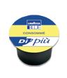 """<p style=""""font-size: 15px;""""><strong>Lavazza Blue - Consomme</strong></p><p style=""""color: #010101;"""">Плътен, мек вкус на лекия бульон, готов по всяко време на деня. Съдържание: 9гр. продукт в капсула Лаваца Блу. Разфасовка: 50 бр. капсули в кашон. Единична цена: 0.696 лв. с ДДС.</p>"""