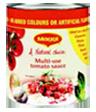 """<p style=""""font-size: 15px;""""><strong>MAGGI® Доматен сос</strong></p><p style=""""color: #010101;"""">Може да се използва за приготвяне на вкусна доматена супа, сос, за заливки, за овкусяване и много други. За 4 порции изсипете 103 гр от продукта в 1 л вряща вода и разбърквайте непрекъснато докато заври. Добавете 1 гр сух риган и гответе в продължение на 5 минути като разбърквате през цялото време.<br /> 2 кг / 77 порции.</p>"""