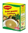 """<p style=""""font-size: 15px;""""><strong>MAGGI® Гъбена крем супа</strong></p><p style=""""color: #010101;"""">Подходяща за приготвяне на вкусни супи, като основа за различни сосове. С добавяне на  крутони ще получите топла и хранителна гъбена супа. За 4 порции изсипете 73 гр от продукта във вряща смес от 700 мл вода и 300 мл мляко. Варете в непокрит съд 10 минути, като разбърквате.<br /> 3 кг / 164 порции</p>"""