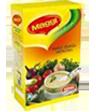 """<p style=""""font-size: 15px;""""><strong>MAGGI® Зеленчукова крем супа</strong></p><p style=""""color: #010101;"""">Подходяща за лесно и бързо приготвяне на супи, различни видове сосове, за сгъстяване на ястия и др.За 4 порции изсипете 85 гр от продукта във вряща вода и разбъркайте добре. Гответе на слаб огън в открит съд за 7 минути, като разбърквате.<br /> 2.5 кг / 117 порции</p>"""