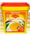 """<p style=""""font-size: 15px;""""><strong>MAGGI® Пилешки бульон</strong></p><p style=""""color: #010101;"""">Наситен вкус,предназначен за лесно приготвяне на различни супи и бульони. Съдържа изсушени зеленчуци, които гарантират качеството и вкуса на  ястията. За 4 порции изсипете 20 гр от продукта в 1 л вряща вода и разбъркайте докато заври.<br /> 1.1 кг / 191 порции.</p>"""