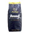 """<p style=""""font-size: 15px;""""><strong>Buondi Prestige</strong></p><p style=""""color: #010101;"""">Печено кафе на зърна 1 кг. <br /> Превъзходно съчетание от внимателно селектирани сортове Арабика и Робуста с резултат на силно и ароматно кафе</p>"""