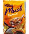 """<p style=""""font-size: 15px;""""><strong>Nestle MUSLI Tropical</strong></p><p style=""""color: #010101;"""">Нестле Мюсли Тропик 350 г. Уникално съчетание на здравословна зърнена закуска с екзотичен плодов вкус.</p>"""
