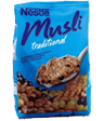 "<p style=""font-size: 15px;""><strong>Nestle MUSLI Traditional</strong></p><p style=""color: #010101;"">Нестле Мюсли Класик 350 г. Здравословна зърнена закуска с истински парченца плодове.</p>"