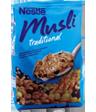 "<p style=""font-size: 15px;""><strong>Nestle MUSLI Traditional</strong></p><p style=""color: #010101;"">Нестле Мюсли Класик 350 г. Здравословна зърнена закуска с истински парченца плодове.</p>"