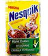 """<p style=""""font-size: 15px;""""><strong>Зърнена закуска NESQUIK</strong></p><p style=""""color: #010101;"""">0.500 кг, 16 порции <br /> Зърнена закуска с шоколадов вкус, Калции + 8 витамина и желязо.</p>"""