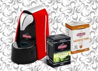 Кафе машини с капсули Carraro, съвместими със системата Неспресо