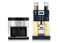 WMF fully automatic coffee machines