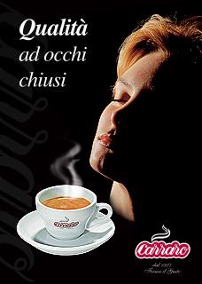 Caffe Carraro - италианско еспресо