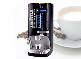 Кафе машини Lavazza E.P. Plus за еспресо и млечни напитики