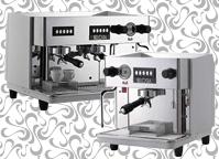 Конвенционални еспресо машини с една, две и три групи San Remo и Belogia