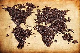 Кафето по света
