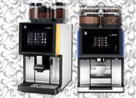 Автоматични кафе машини за еспресо от ново поколение WMF 1500 S, WMF 5000 S и WMF 8000 S